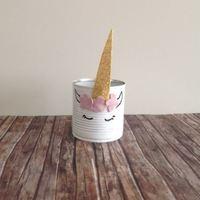 Készíts asztali ceruzatartót otthon fillérekből