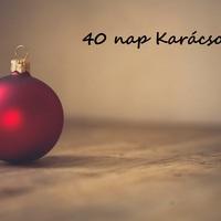 40 nap karácsonyig