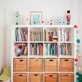 10 inspiráló ötlet gyerekszobai tároláshoz