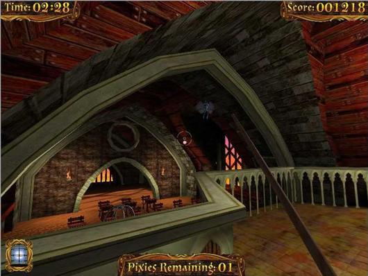 Harry Potter Catch the Pixies Játékok