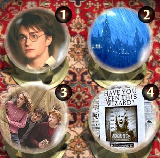 Harry Potter Crystal Ball Játékok
