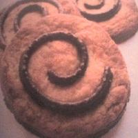 Medvecukros keksz