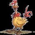 Könnyű csirkeétel