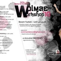 Wolmae workshop turné