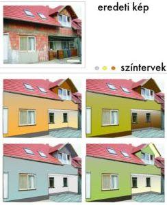 Vajon milyen színű lesz a házam?
