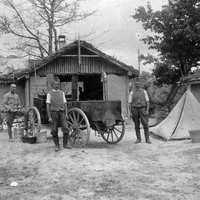 Kenyérgondok, 1915