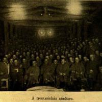 Thália a fronton – frontszínház az első világháborúban
