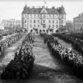 Függetlenség után - Polgárháború Finnországban