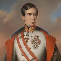 Akit Metternich és az aludttej konzervált – Ferenc József portréja