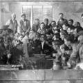 Nyolcórás munkanapokat szerveztek maguknak a vasesztergályosok 1918-ban