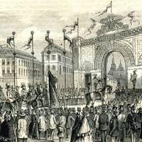 Ferenc József, a románok császára