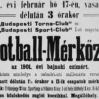 """""""Égő fedelű paloták"""" – Az MTK és a Fradi háborúja a világháború alatt I."""