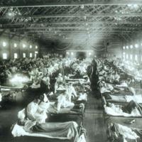 1918 ősze: Magyarországon pusztít a spanyolnátha