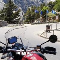 Bazi nagy görög motorozás