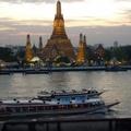Első élmények Bangkokban