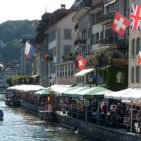 Határátkelés Svájcban – elintézendő ügyeink