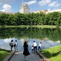 Az első szabad nap Moszkvában