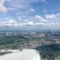 Megérkezés Vietnamba