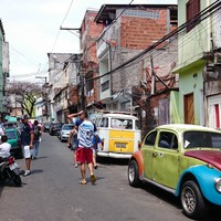 Félelem és reszketés Brazíliában