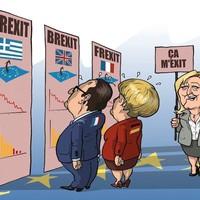 Brexit, Frexit és társaik – merre tovább, Európa?
