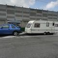 Költözés Angliából Magyarországra lakókocsival