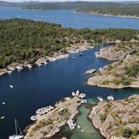 Norvégia máshonnan és fentről