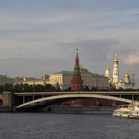 Moszkva, kolesztól a Kremlig