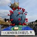 Nizzai karnevál, ami úgy volt, hogy nincs