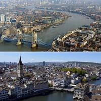 London vagy Zürich?