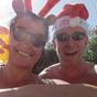 Magyar karácsony a sivatagban