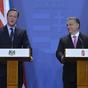Orbán: a magyarok nem élősködni mennek Nagy-Britanniába