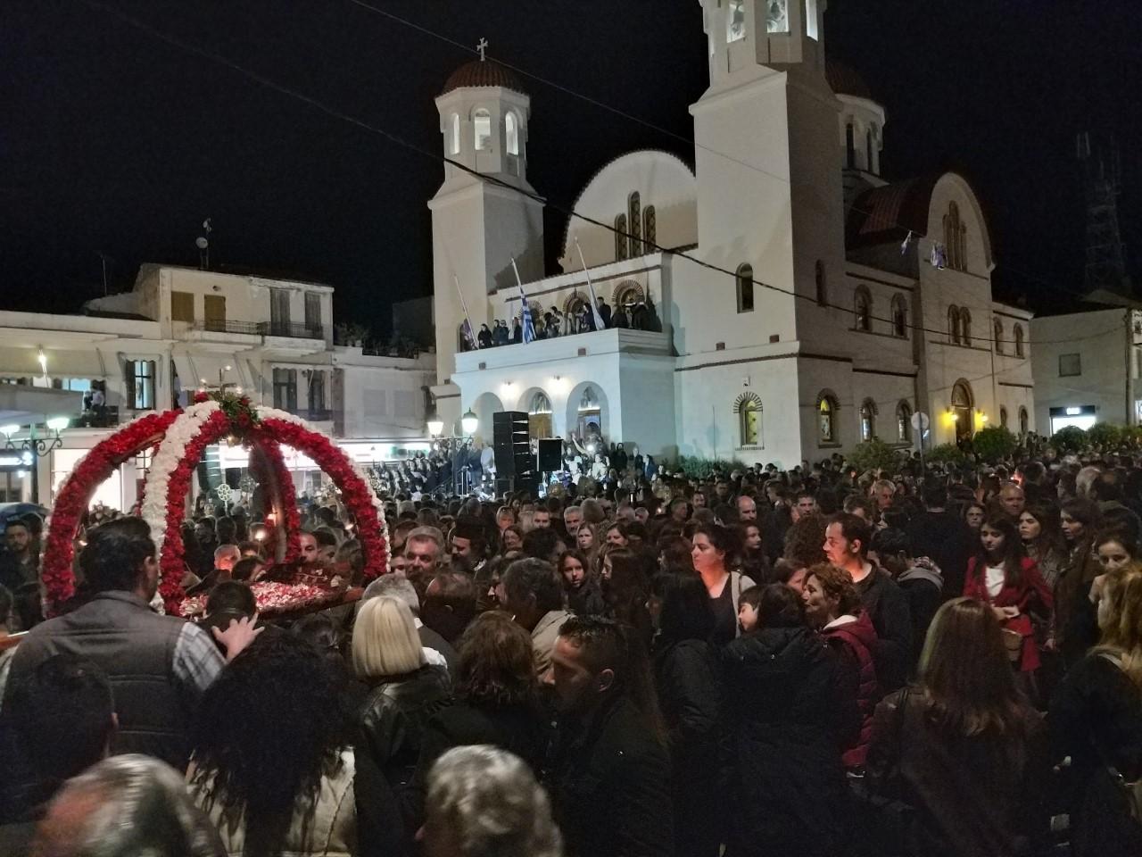 Húsvét Rethimnóban