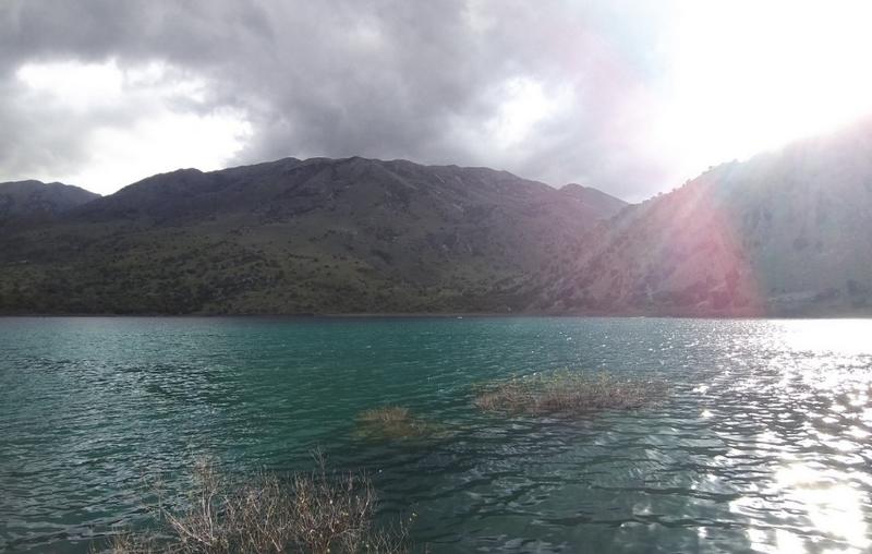 Kournas tó