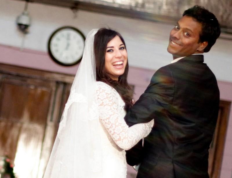 fehér nő indiai férfi randi