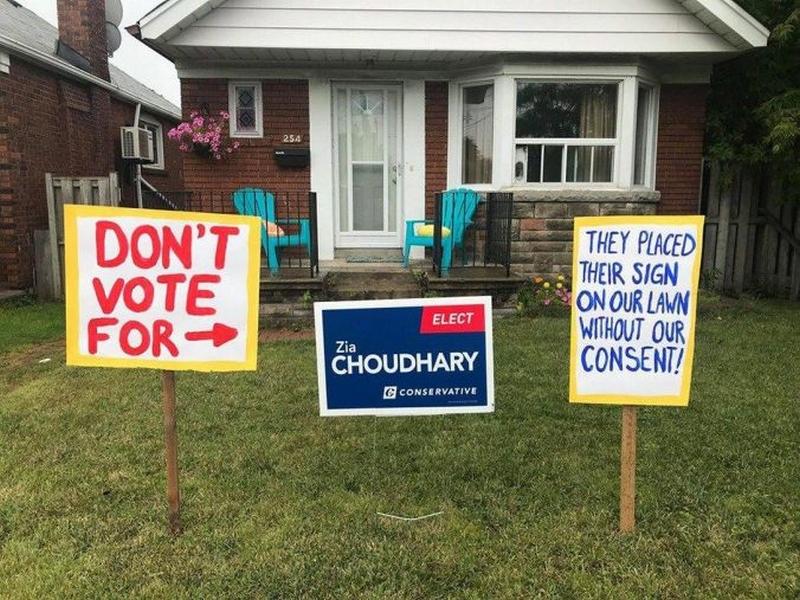 Választási kampány Magyarországon és Kanadában