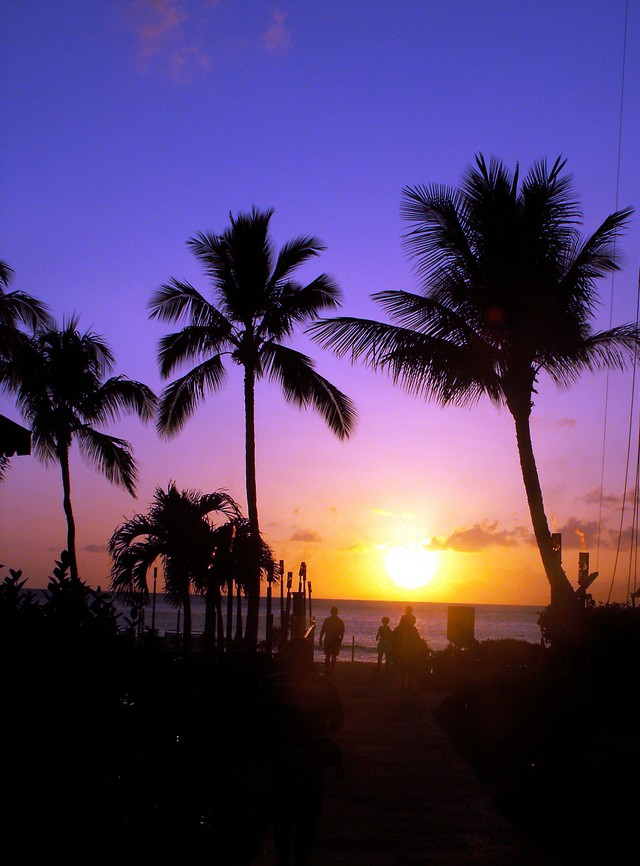 picture perfect sunset.JPG