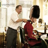Borravaló egy barber shopban avagy az angolok nem