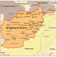 Gyermek vagyok és Afganisztánban élek.