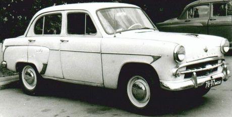 Moszkvics 402