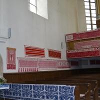 Református templom Bánffyhunyadon