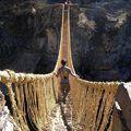 Puente de Queswachaka #hatizsakosbandukolas #queswachaka #peru #backpacker @fanni.asboth
