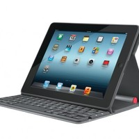 Napelemes billentyűzet iPad-hoz