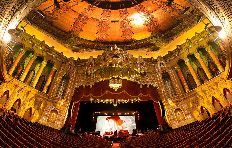 Fox Theater (Detroit, USA)