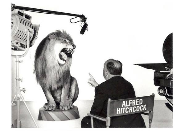 Alfred Hitchcock<br />(1958)