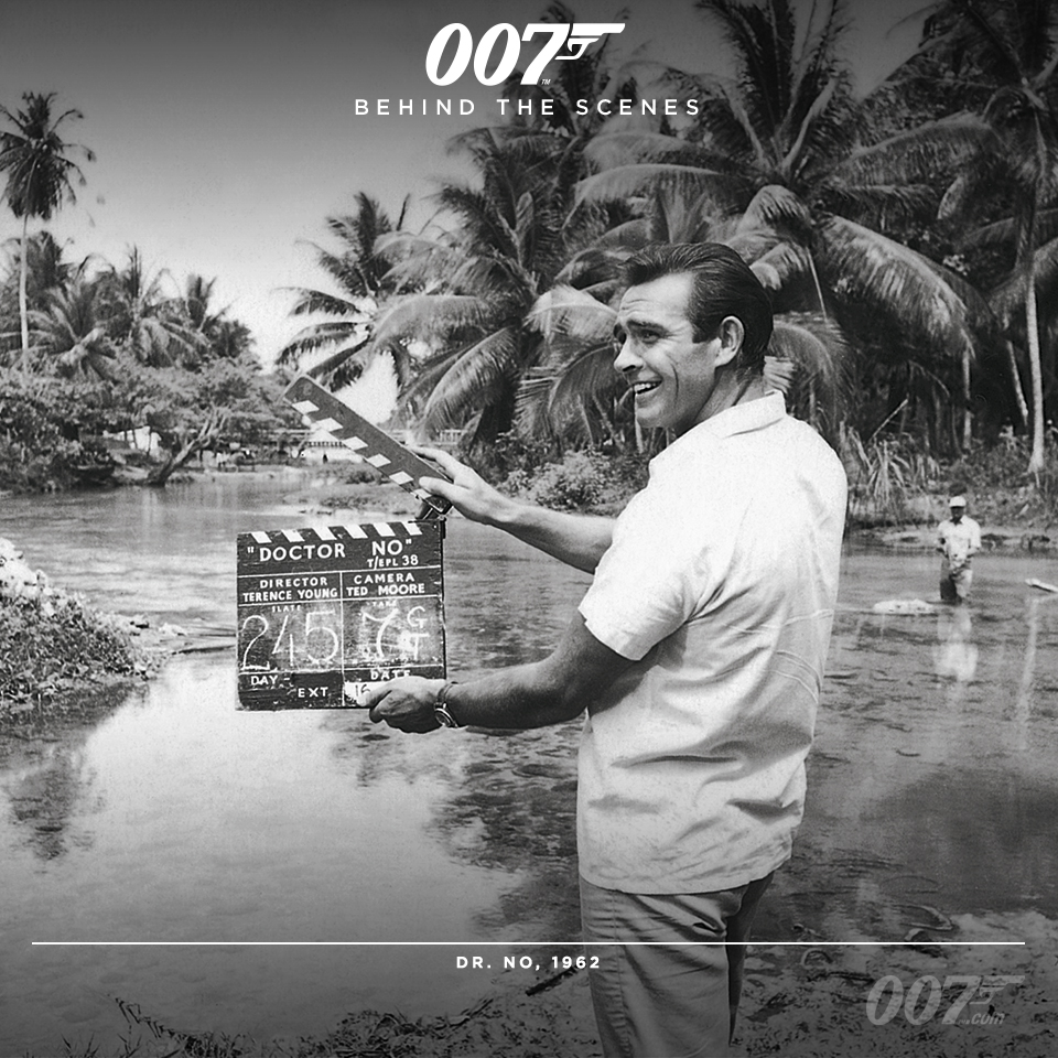 Dr. No<br />[James Bond 007]<br />(1962)