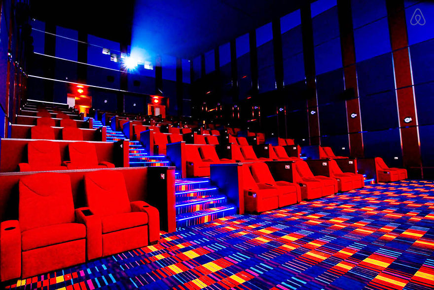 Newport Ultra Cinema (Newport City, Wales)