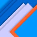 Material design hátterek