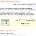 Mennyit ér a hattrick.org?