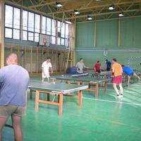 A Hatvani Asztalitenisz Klub edzésén jártunk!