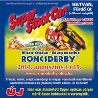 Roncsderby 2010 Hatvan